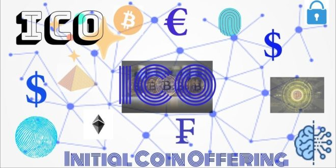 What is An Initial Coin Offering