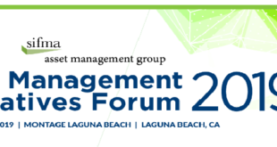 Asset Management Derivatives Forum 2019