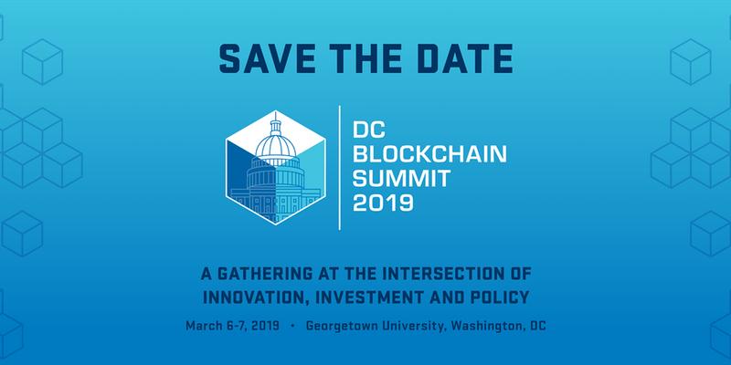 DC Blockchain Summit 2019