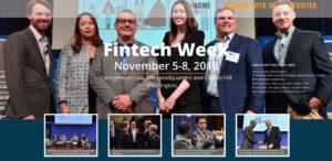 FinTech Week 2018