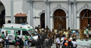 sri lanka bombs