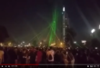 Protestors in Chile Take Down Police Drone Using Lasers