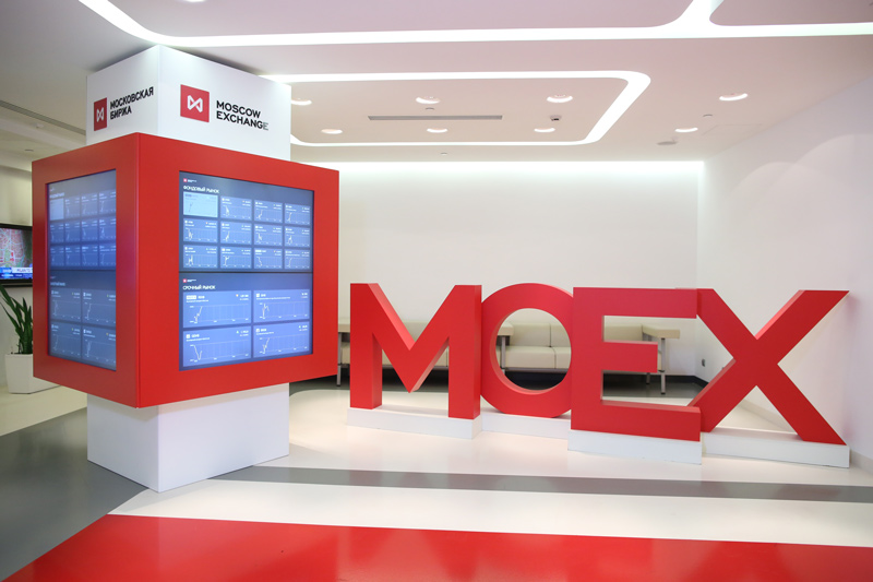 MOEX Moscow Exchange's