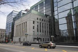 Bank of Canada climate risk
