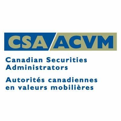 Canadian Securities Administrators short selling