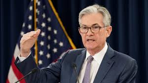 Jerome Powell CARES Act Labor Market border payments