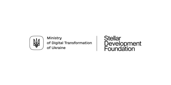 Ministry of Digital Transformation of Ukraine and the Stellar Development Foundation