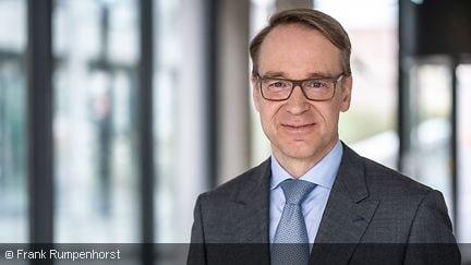 Deutsche Bundesbank President Jens Weidmann