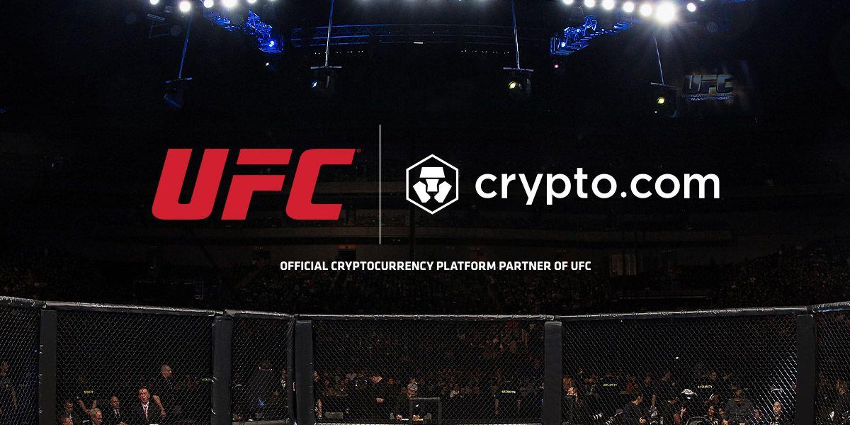 UFC and Crypto.com Announce Historic Partnership