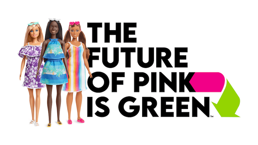 mattel the_future_of_pink_is_green