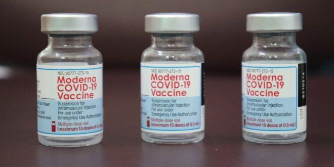 COVID vaccine Moderna $MRNA